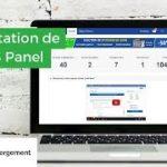 Hébergement web : Présentation du panneau de contrôle LWS Panel